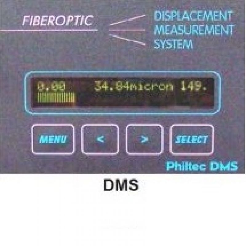 DMS dIgital fibre optic displacement sensor