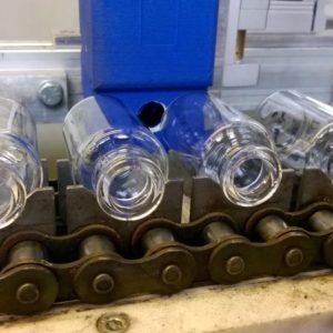 Glass Tube Measurement Machine