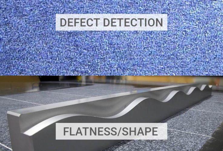 defect detection & flatness/shape