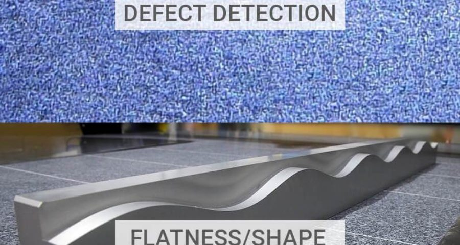 defect detection & flatness/shape